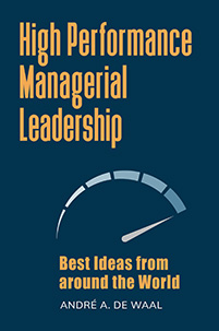 High Performance Managerial Leadership: Best Ideas from around the World