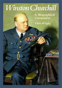 Winston Churchill: A Biographical Companion